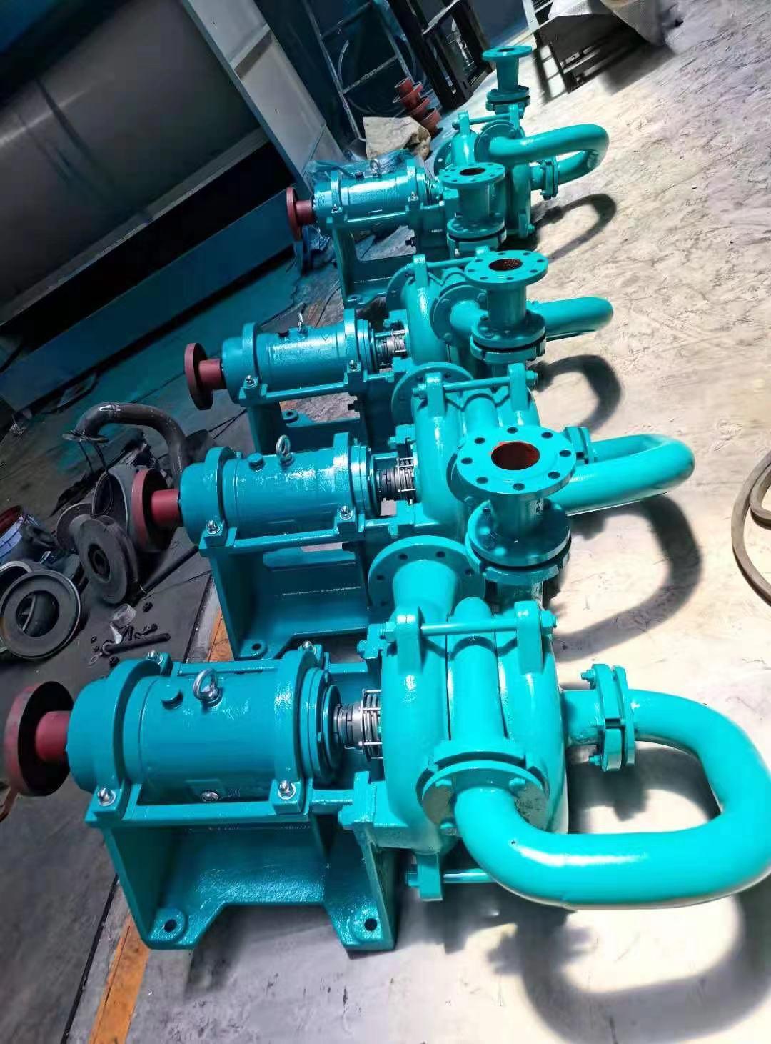 哪个厂家做的渣浆泵价格性能好