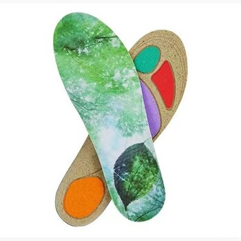 新型鞋垫中草药鞋垫空白市场关注足部健康从足部开始
