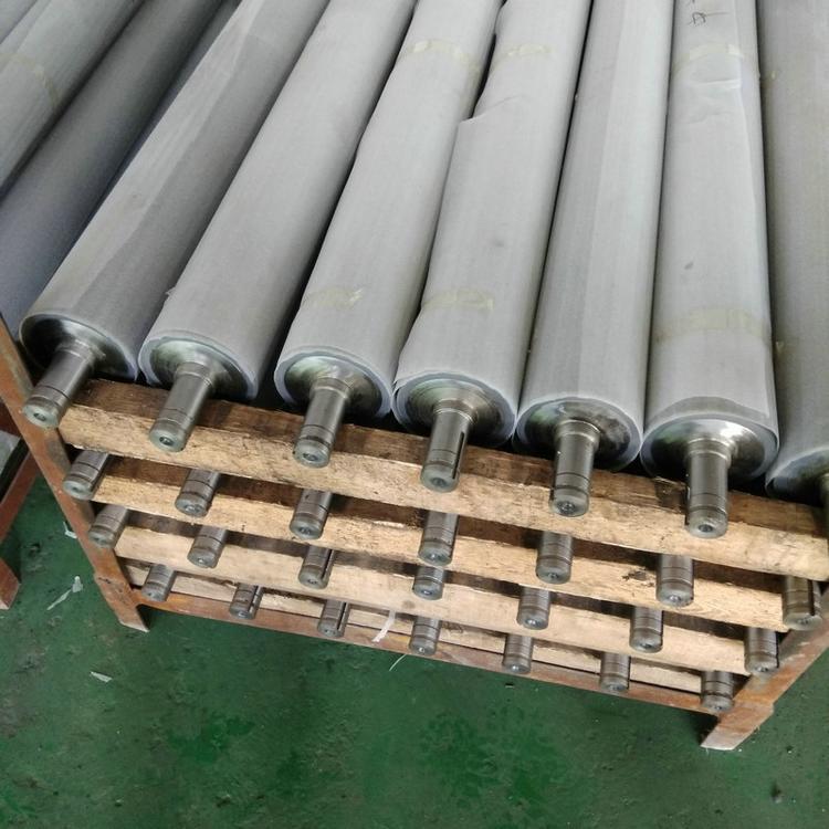 江苏橡胶托辊滚筒包胶耐磨防滑橡胶滚筒