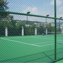 煙臺球場圍網體育圍網樓頂圍網直接工廠圖片