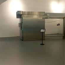 大連冷庫平移門電動冷庫平移門聚氨酯冷庫門圖片