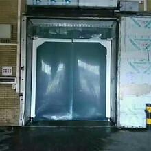 大連緩沖門廠家PVC緩沖門銷售自由門設計安裝圖片