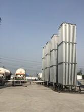 百亚LNG气化设备低温液体气化器空温式气化器图片