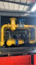 百亚燃气调压柜管道天然气调压箱天然气计量调压柜图片