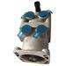 實體廠家生產銷售氣制動總閥可定制重汽陜汽配件制動總閥