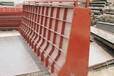 防撞墻護欄鋼模板加工廠家,防撞墻隔離墩護欄出租價格