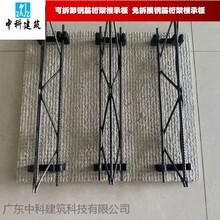 廣東免拆模鋼筋桁架樓承板、TD3-90免拆模免支撐鋼筋桁架樓承板圖片