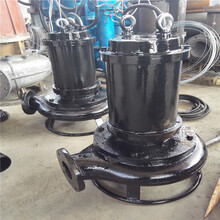 小型抽煤泥泵自带搅拌洗煤厂抽煤泥泵选择图片