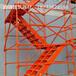 通達廠家銷售橋梁安全爬梯籠式安全籠高速公路安全爬梯