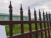 江西鋅鋼圍墻護欄學校廠區隔離欄桿防護鐵藝圍欄