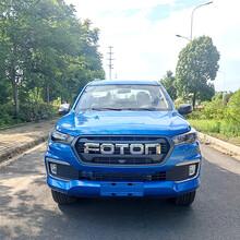 福田拓路者2020款2.0T驭途9柴油(蓝色)四驱乐享版标轴图片
