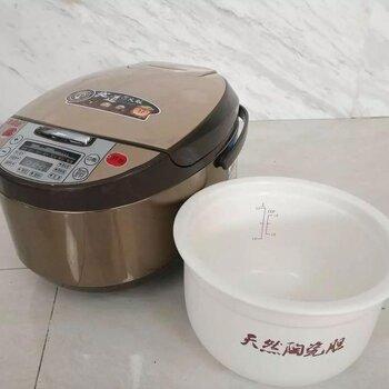 家用白云山陶瓷內膽電飯煲