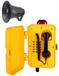 SIP聲光擴音電話機voip自動廣播電話機防水電話機