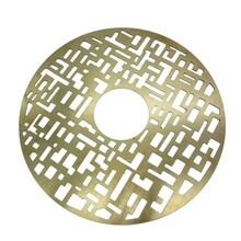 銅板黃銅紫銅銅合金定制加工激光切割圖片