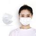 山東口罩廠家青島威立一次性成人口罩白色