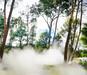 重慶售樓部景觀噴公園噴霧造景重慶國霧