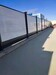 灰白鋼板圍擋A金昌鋼結構圍擋廠家A裝配式施工圍擋