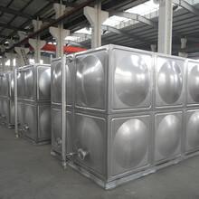 南昌消防水箱不銹鋼水箱消防泵箱一體水箱廠家包安裝圖片