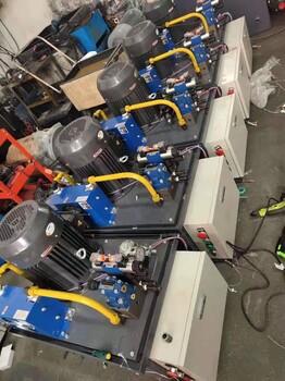 液壓站定制液壓系統總成凱瑞祥液壓站技術交流