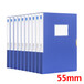 南京辦公用品批發供應得力5683塑料文件盒塑料檔案盒收納文件盒