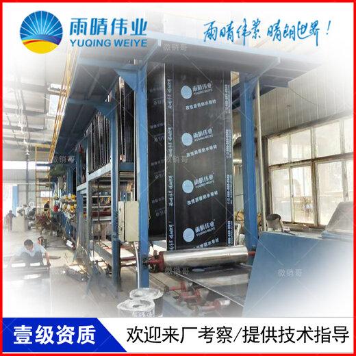 湖北咸寧聚乙烯丙綸復合卷材工廠實力強