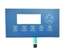 定制薄膜開關PVC面貼儀表儀表輕觸按鍵控制面板