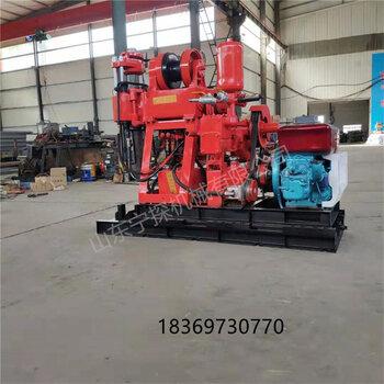 150型液壓地質勘探鉆機探礦取芯鉆探機農村水井鉆機