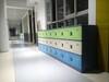 學生ABS塑料書包柜儲物柜