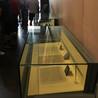 博物馆展示柜玉器展柜平柜制作-隆城博具