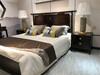 新中式紅木雙人床該怎么選擇?遼寧大連哪里買紅木家具價格便宜