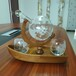 河北河間華企高硼硅玻璃醒酒器無鉛健康船型藝術地球儀酒瓶800ml