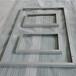 鴻發有色太陽邊框生產廠家直供光伏組件鋁邊框成品