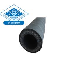 夾布橡膠管黑色高壓膠管油管液壓耐油橡膠低壓夾布膠管圖片