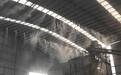 噴霧降塵設備-噴霧降塵-重慶博馳環境工程有限公司