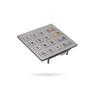 快递柜金属密码键盘YD-25B-16