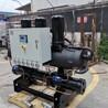 供应混泥土搅拌站冷却水系统风冷螺杆式冷冻机低温冷却机