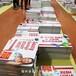 裱KT板廣告展板制作異形KT板高清寫真噴繪不起泡光亮板