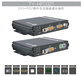 DVI非壓縮高清視頻單芯光纖傳輸器