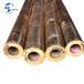T2紫銅管空調盤純銅空心無縫無氧銅大口徑黃銅棒銅排