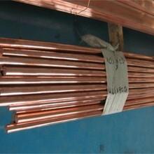 純銅T2紫銅紅銅棒電極棒實心棒材6/8/10/12/200任意零切銑床加工圖片