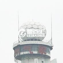 玻璃鋼避雷針氣象站雷達站通訊新型抗干擾避雷針生產廠家圖片