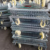 镀锌材质折叠仓储笼A江阴镀锌材质折叠仓储笼批发