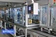 飲水機中的分水器自動化組裝線