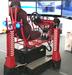 歐億娛樂租售VR動感賽車三屏賽車模擬游戲機VR設備科普教育設備