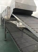 供應各種規格網鏈輸送機提升機鏈板輸送機運轉平穩圖片