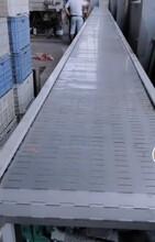 供應鏈條節距38.1mm50.8mm網鏈輸送機板鏈輸送機擋板提升機圖片