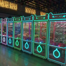 上海全透明娃娃機價格豪華夾娃娃機廠家