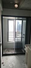 广东定制简易淋浴房尺寸要求深圳华丽雅淋浴房