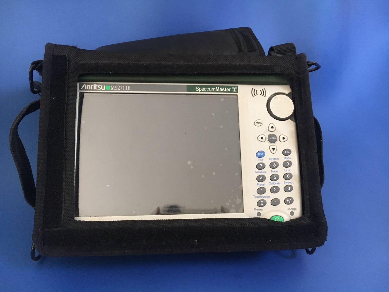 可租可售安立MS2711D手持频谱分析仪