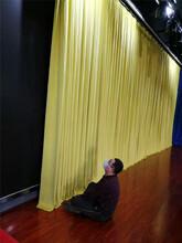 泰安幕布定做會議室幕布定做會場星空幕布定做阻燃防火幕布圖片